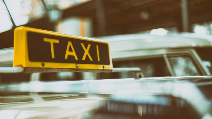 taxachauffør